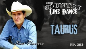 Taurus Country Line Dance - Carátula vídeo tutorial